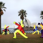 Tai Chi Bunnies return for Chinese New Year 2017