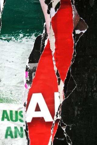 A is for by Claudia Chan Shaw. Photograph. Archival Giclée print on Hahnemühle photo rag paper 62.5 x 41.5cm