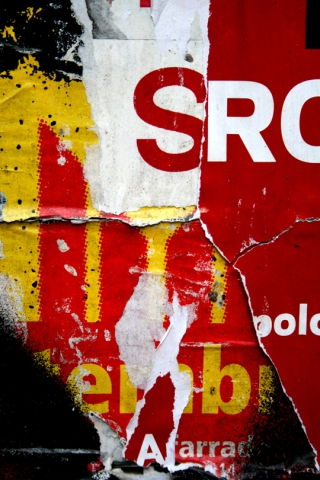 Rojo amarillo by Claudia Chan Shaw. Photograph. Archival Giclée print on Hahnemühle photo rag paper 62.5 x 41.5cm