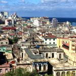 Havana rooftops. Photo courtesy Liz Gibson