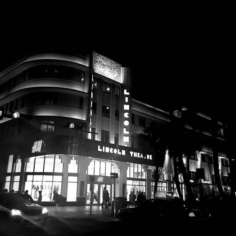 Lincoln Theatre Miami. Photo courtesy Liz Gibson