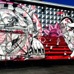 Wynwood Walls Miami. Photo courtesy Liz Gibson